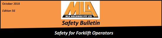october safety bulletin